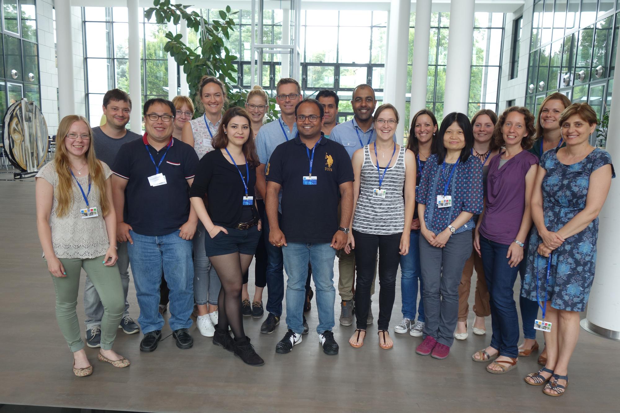 NGS Data Analysis Workshop, June 2017