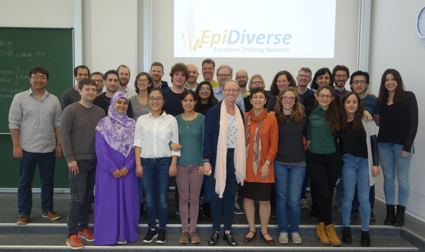 EpiDiverse Group Picture