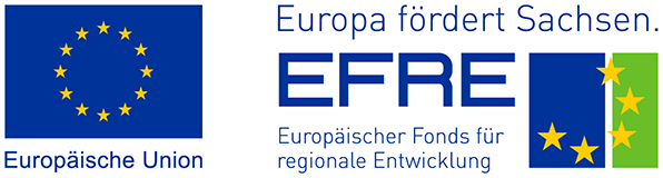 EFRE Funding Logo